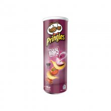 Pringles πατατάκια Texas Barbeque sauce 165gr