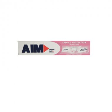 Οδοντόκρεμα Aim Family protection gum care 75ml