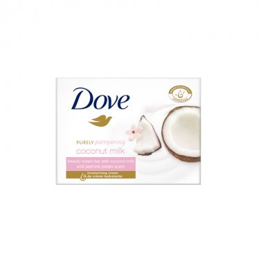 Σαπούνι Dove Purely Pampering Coconut and Jasmine bar 100gr