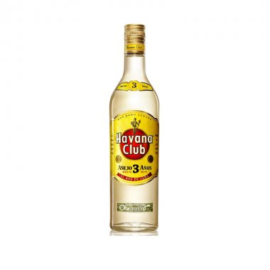 Havana club anejo rum 3 anos 700ml