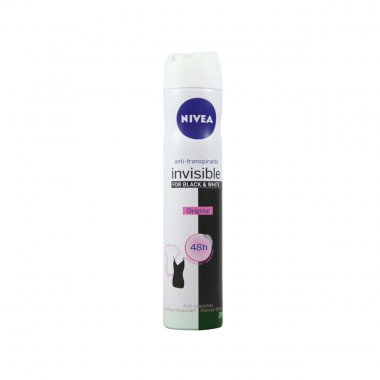 Αποσμητικό σώματος Nivea Invisible for Black and White spray 150ml
