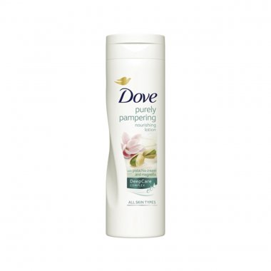 Dove λοσιόν σώματος purely pampering Pistachio Cream and Magnolia 250ml