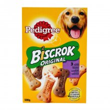 Pedigree BISCROK Original biscuits μπισκότα σκύλου 500gr