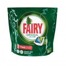Fairy Original All in One 22 ταμπλέτες πλυντηρίου πιάτων