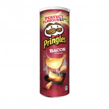 Pringles πατατάκια Bacon 165gr