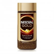 Nescafe Gold Blend Rich and Smooth καφές 200gr