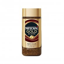 Nescafe Gold Blend Rich and Smooth καφές 100gr