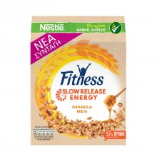 Nestle Fitness Granola honey βρώμη & μέλι 440gr