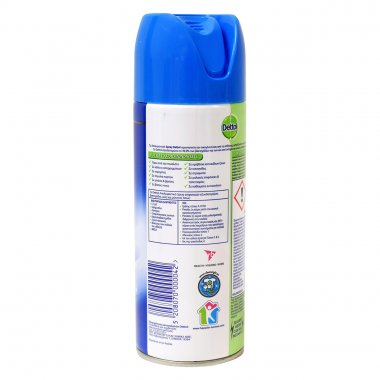 Dettol απολυμαντικό spray All in One orchard blossom 400ml