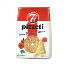 7Days Pizzeti grana padano και ντομάτα 80gr