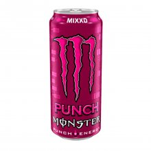 Monster energy ενεργειακό ποτό MIXXD Punch 500ml