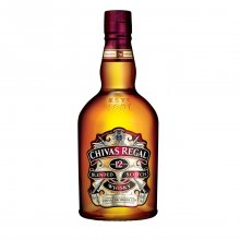 Chivas Regal whisky 12 years 700ml