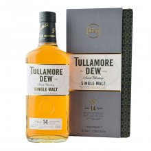 Tullamore D.E.W Single Malt whisky 14 years old 700ml