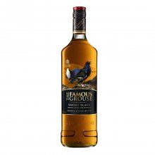 Famous Grouse Smoky Black whisky 700ml