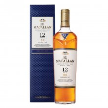 Macallan Single Malt Double Cask whisky 12 years old 700ml