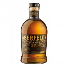 Aberfeldy Single Malt whisky 12 years 700ml