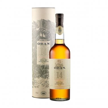 Oban Single Malt whisky 14 years 700ml