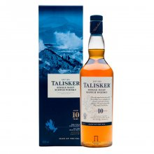 Talisker Single Malt whisky 10 years 700ml