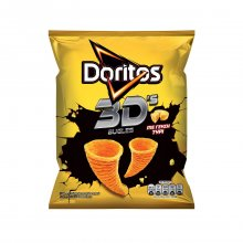 Doritos Bugles 3d's snacks με γεύση τυρί
