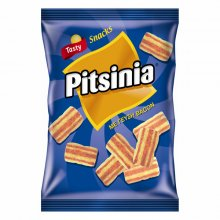 Tasty Pitsinia snacks