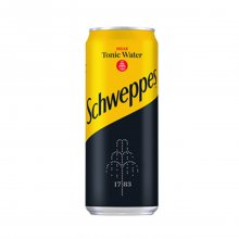 Schweppes Indian Tonic Water 330ml