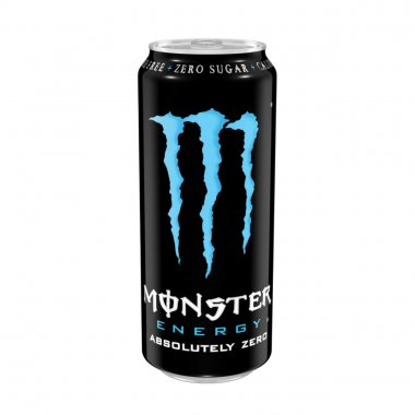 Monster energy ενεργειακό ποτό absolutely zero 500ml