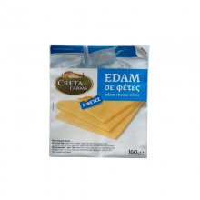 Creta farms edam σε φέτες 160gr