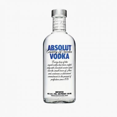 Absolut vodka βότκα 350ml