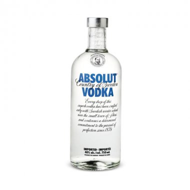 Absolut vodka βότκα 700ml