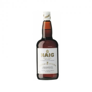 Haig Gold label whisky 700ml