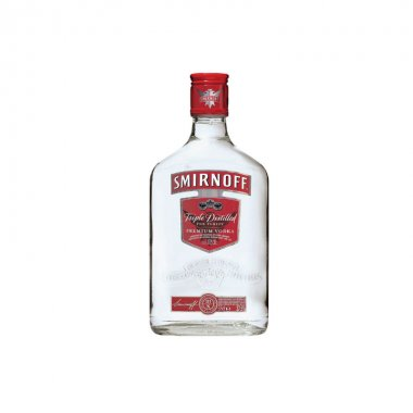 Smirnoff red vodka 200ml